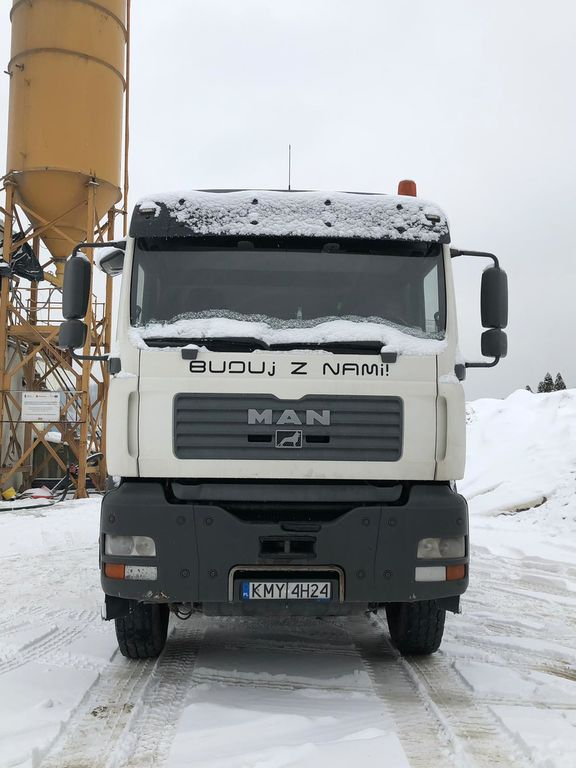 MAN TGA 41.410 concrete mixer truck