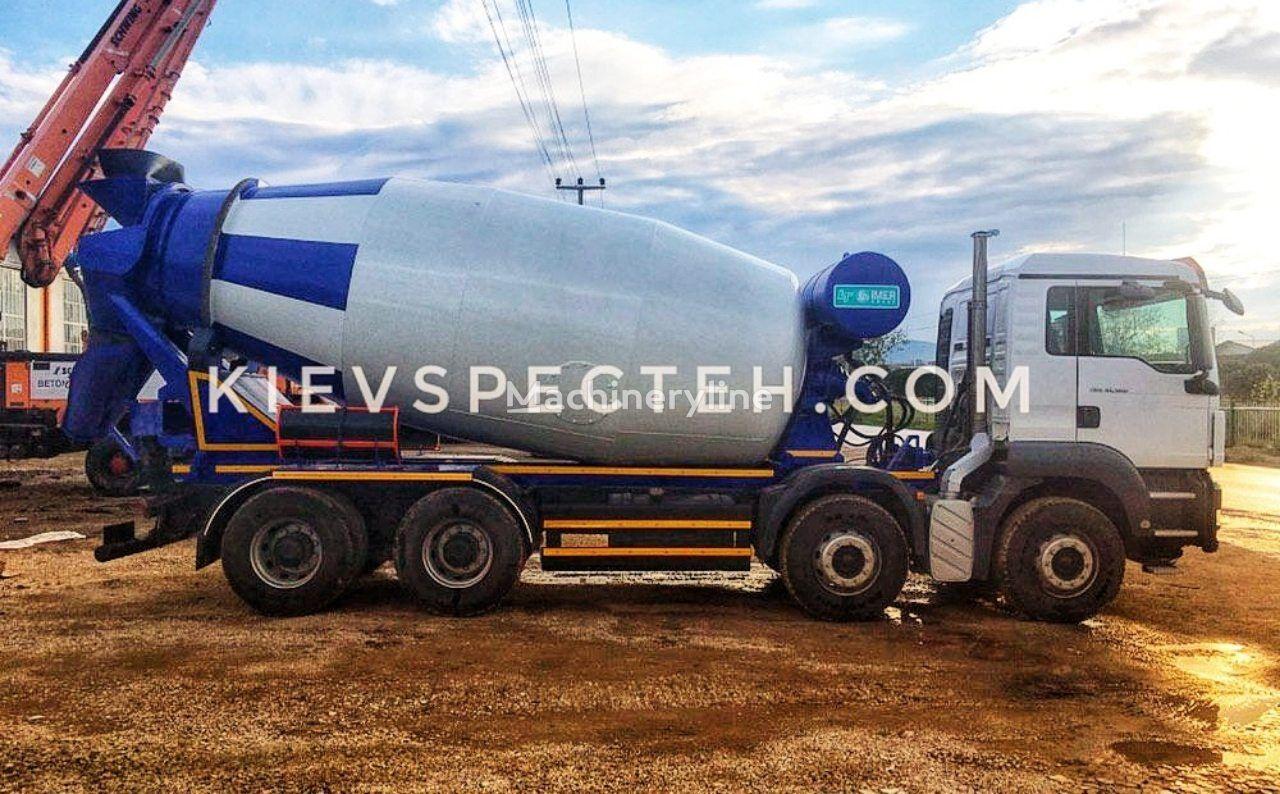 MAN Avtobetonosmesitel na shassi MAN TGS 41.360  concrete mixer truck