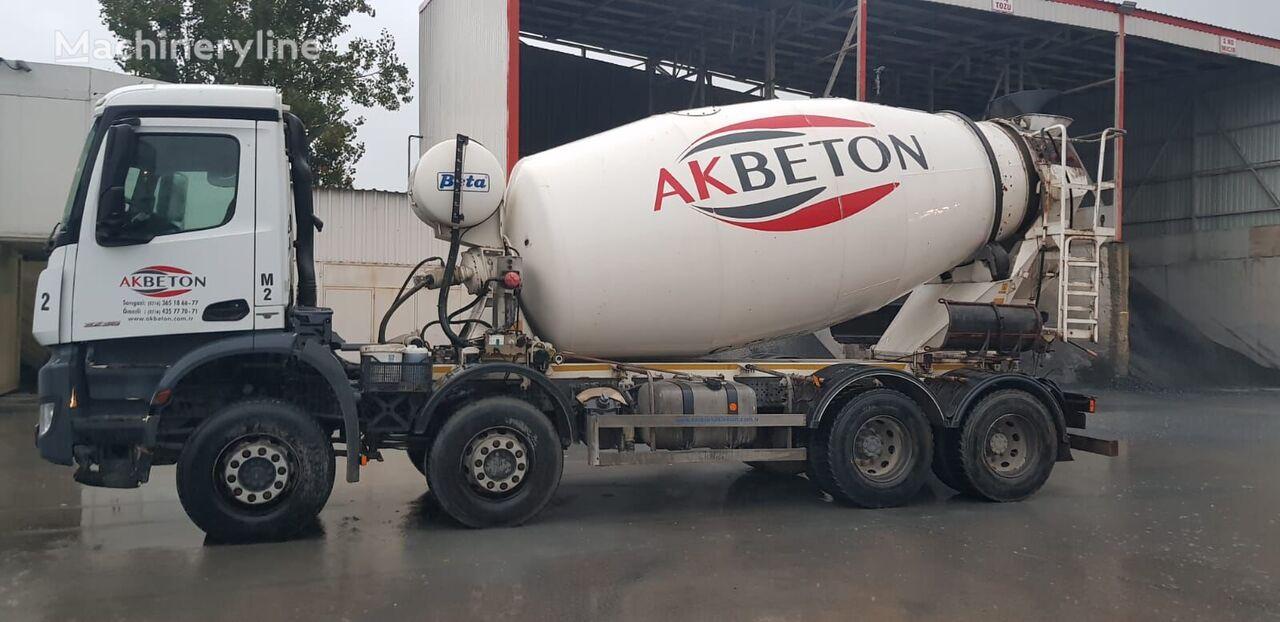 MERCEDES-BENZ Arocs 3236, Euro 6, 10 m3 Capacity - 4 PIECES AVAILAB concrete mixer truck