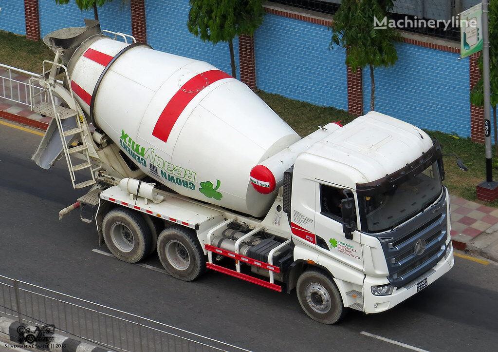 new SANY SY310C-8 concrete mixer truck