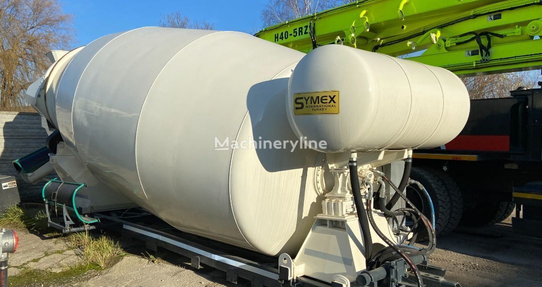 other concrete mixer truck