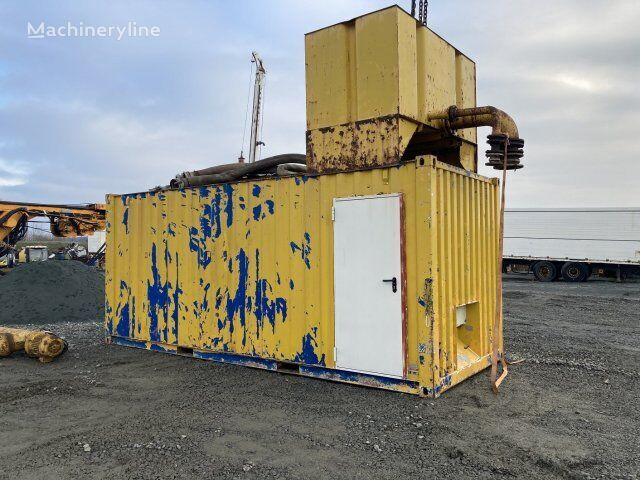 Andere Häny/ Spibo / Bentonit Mischanlage concrete plant
