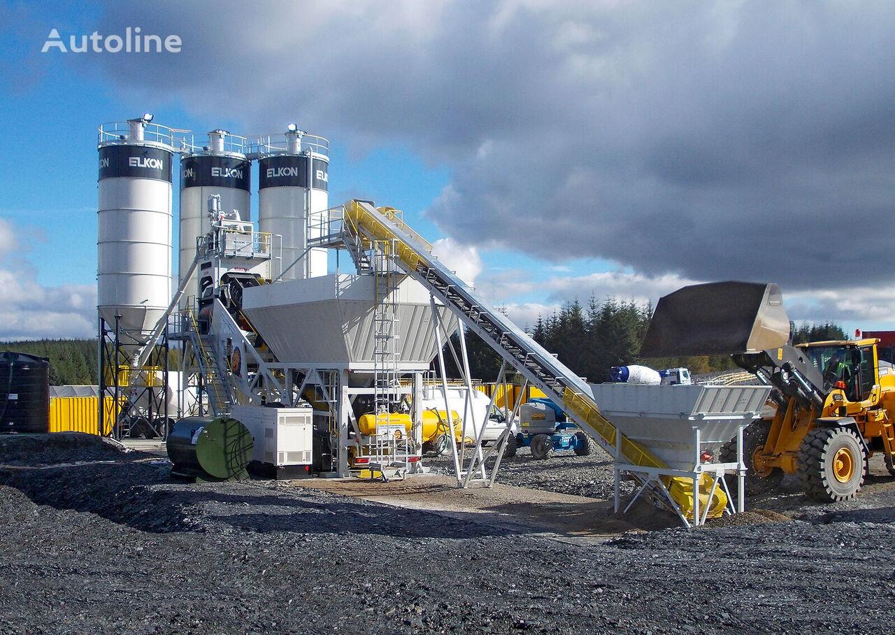 new ELKON ELKON Mobile Master-100 Lion Mobile Concrete Batching Plant concrete plant