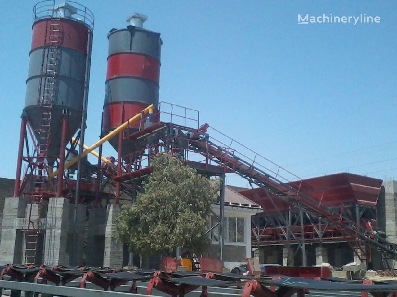 new FABO POWERMIX-60 CONCRETE  PLANT  concrete plant