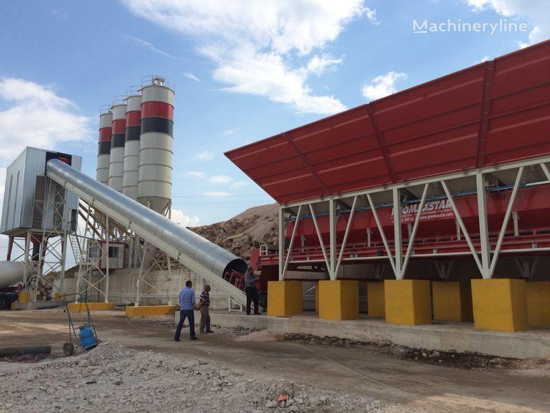 new PROMAX STATIONARY Concrete Batching Plant S160-TWN (160m3/h) concrete plant