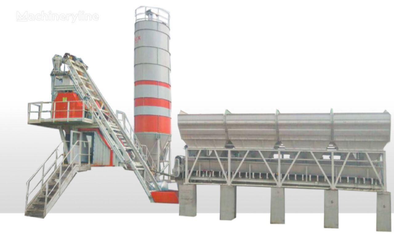 new SEMIX Compact 60 COMPACT CONCRETE BATCHING PLANTS concrete plant