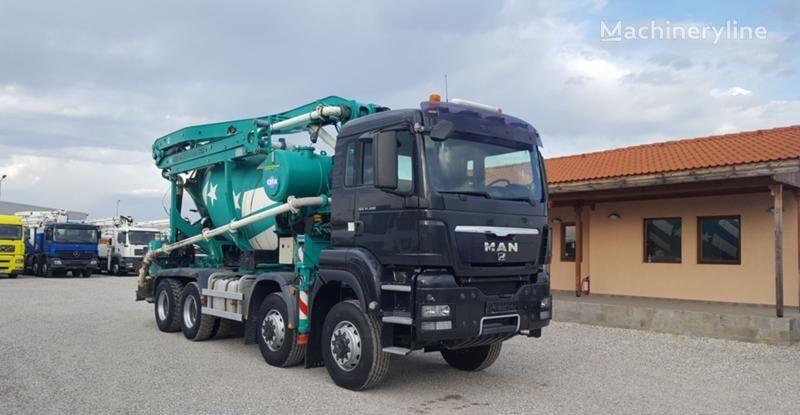MAN 41.480 CIFA MK 20M concrete pump