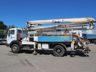 Concrete pumps for sale from Belgium, buy new or used concrete pump