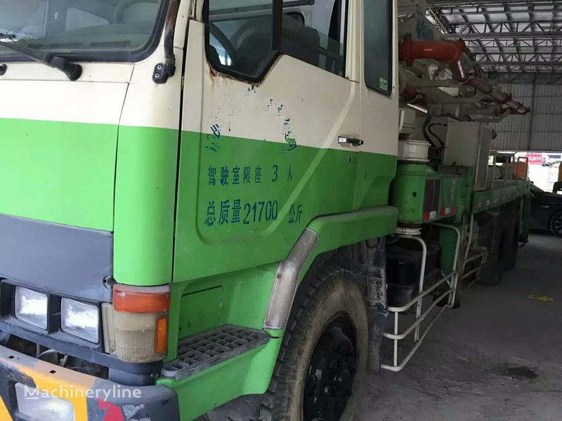 Mitsubishi Cement Plant : Mitsubishi ncp fb concrete pumps for sale truck