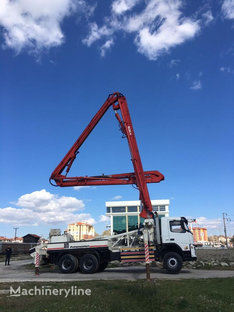 PUTZMEISTER 2006 WAS SOLD THANKS FOR YOUR INTEREST concrete pump