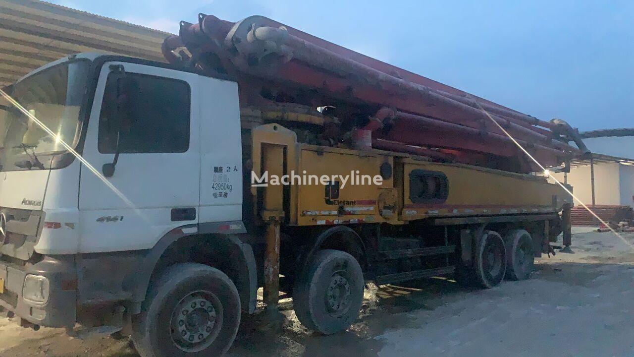 PUTZMEISTER M56 concrete pump