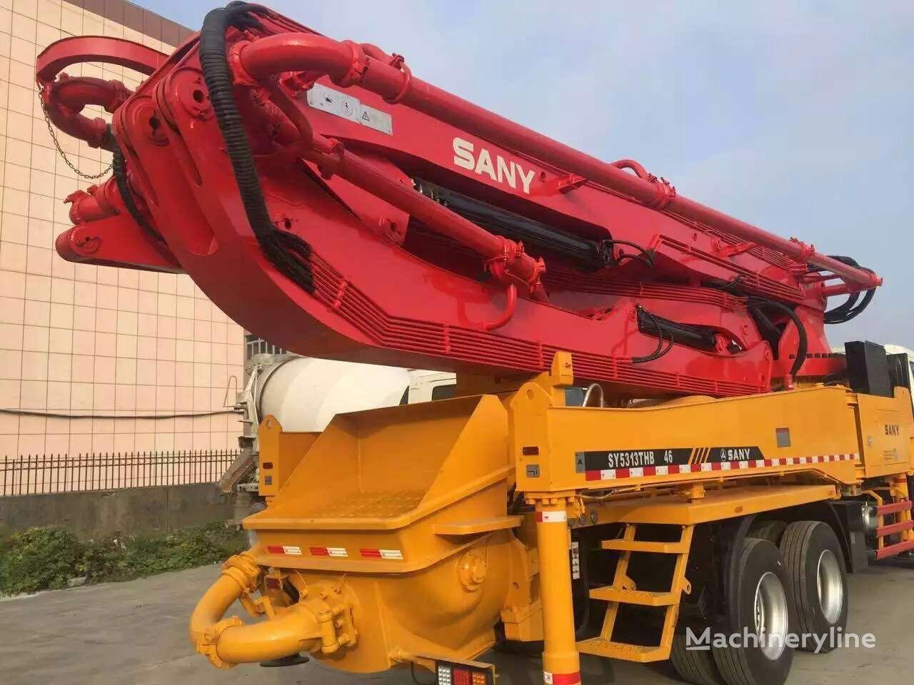 SANY SY5313THB 46M 48M 52M  concrete pump