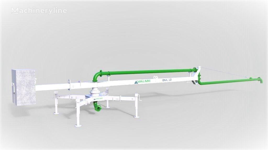 new SPIDER BOOM ( PAJĄK ) concrete pump