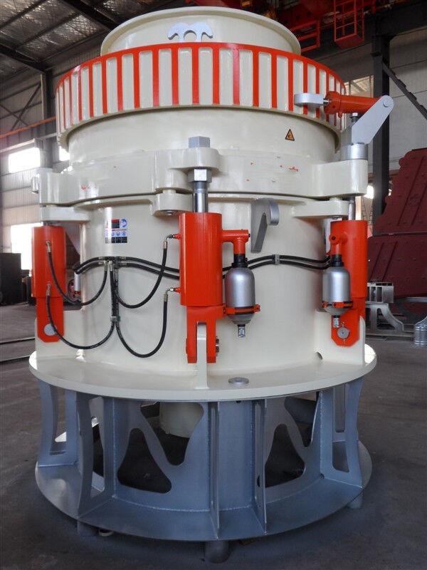 new METSO DG cone crusher