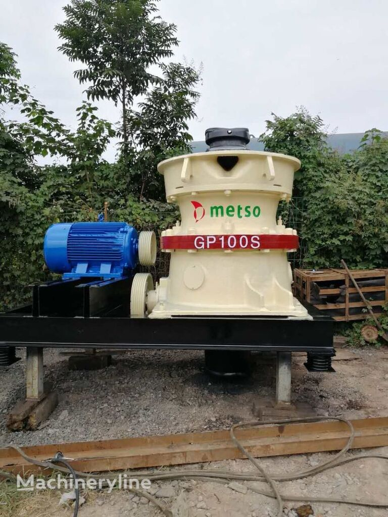 METSO GP100S  cone crusher
