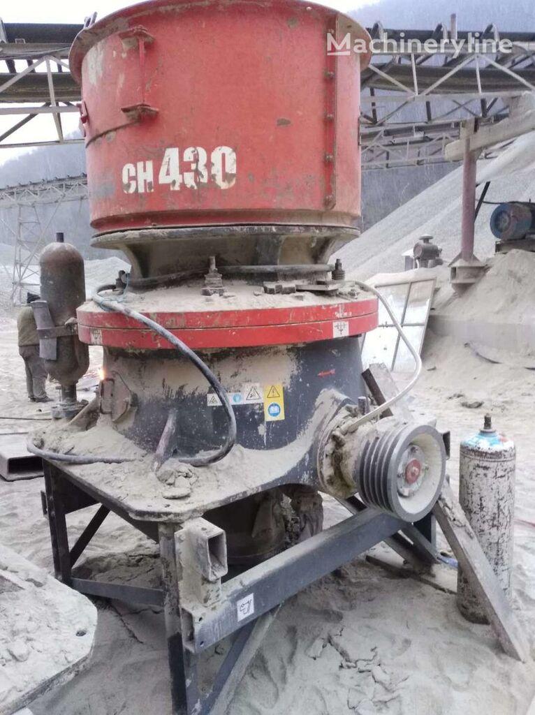 SANDVIK CH430  cone crusher