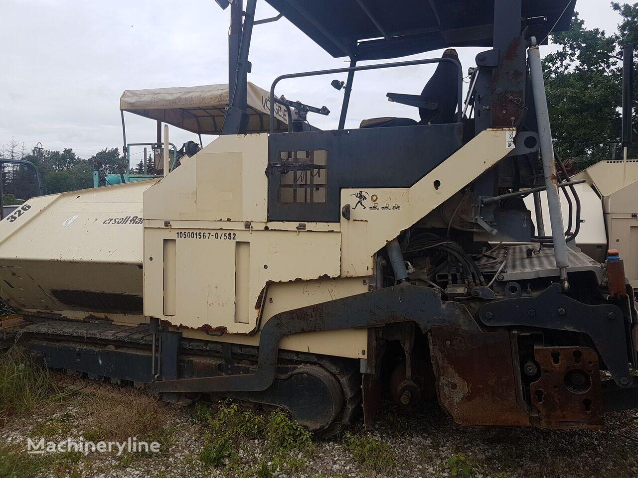 ABG TITAN 326 crawler asphalt paver