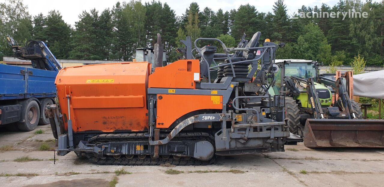 VÖGELE Super 1300-2 ErgoPlus crawler asphalt paver