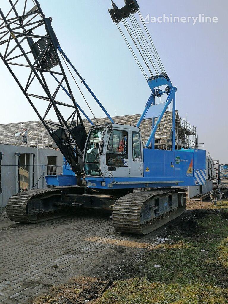 HITACHI-SUMITOMO SCX 550 E crawler crane