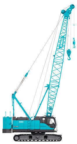 new KOBELCO CKE900G crawler crane