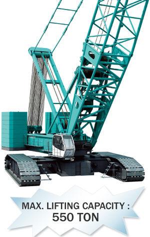 KOBELCO SL-6000, 2015 exelent condition, For Sale crawler crane