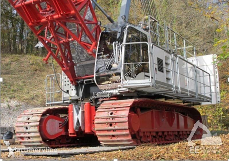 LIEBHERR HS 8130 HD crawler crane