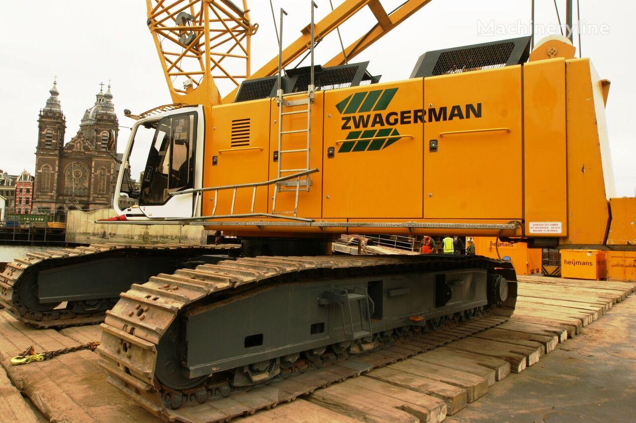 LIEBHERR HS-885-HD crawler crane