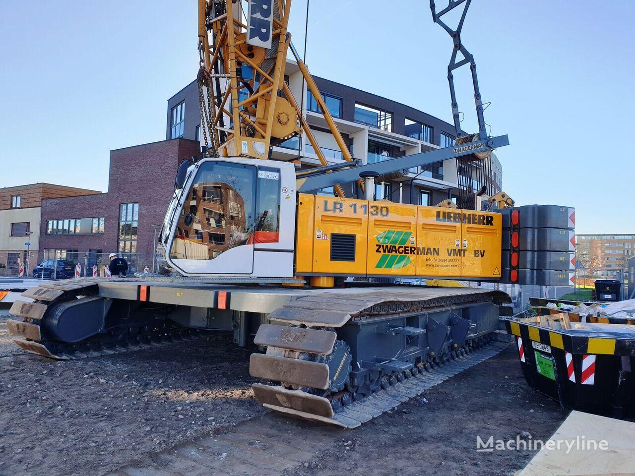 LIEBHERR LR 1130 crawler crane