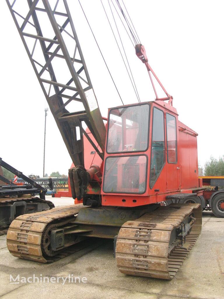 LINK-BELT LS-98 crawler crane
