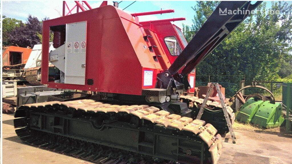LINK-BELT LS108B crawler crane