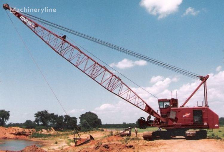MANITOWOC 3950 D crawler crane