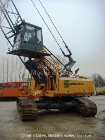 SENNEBOGEN 640-R-HD crawler crane