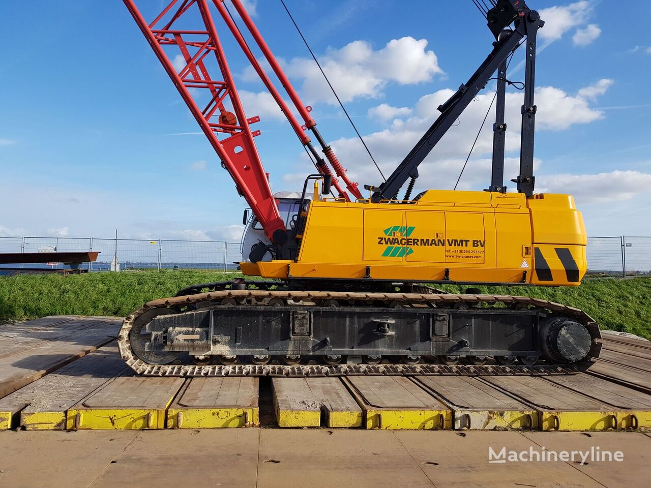 SUMITOMO SC 1000 S 2 crawler crane