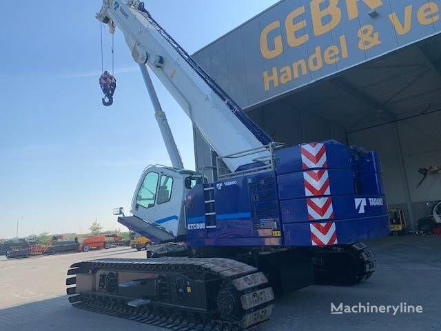 new TADANO GTC-800   crawler crane