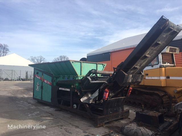 FORUS HB 171 Rozdrabniacz wolnoobrotowy  crushing plant