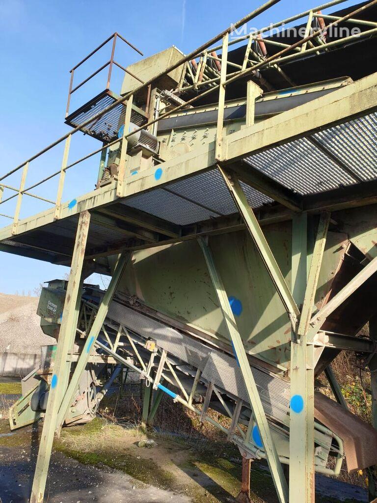 HAZEMAG Hazemag 1310  crushing plant