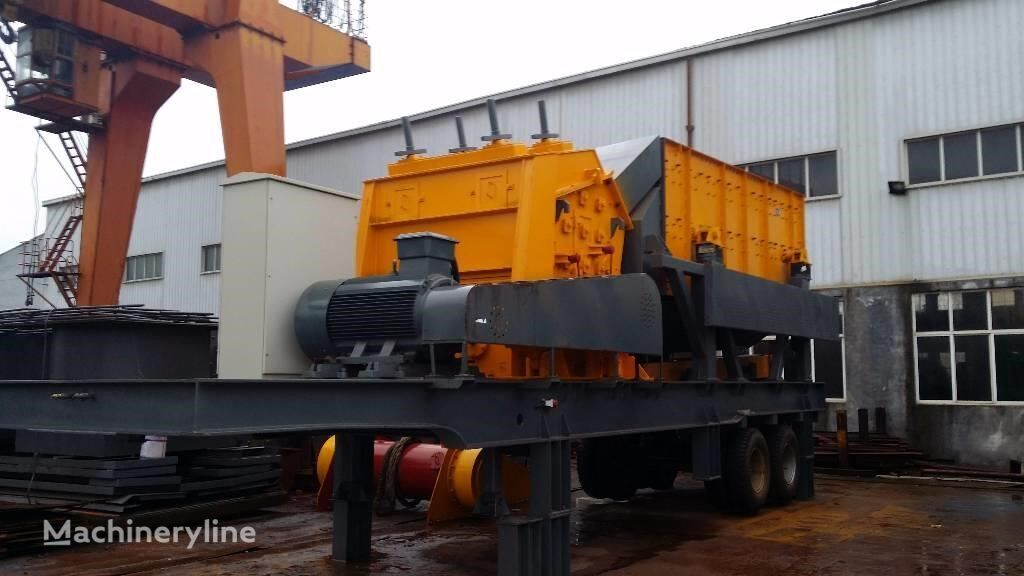 new KINGLINK KL3S1860F1214 crushing plant
