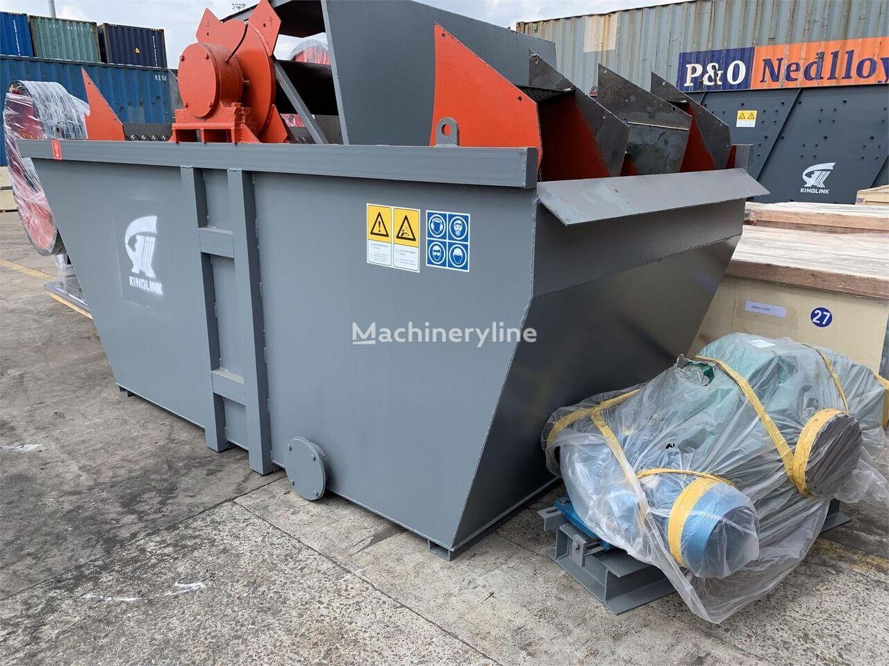 new KINGLINK XSD3016 crushing plant