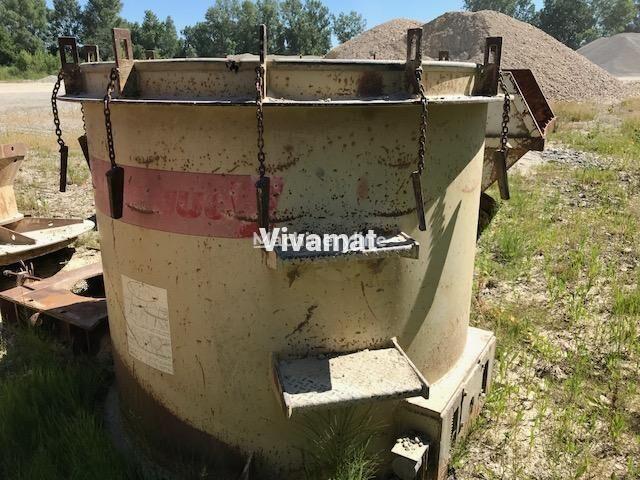 METSO VI1665 crushing plant
