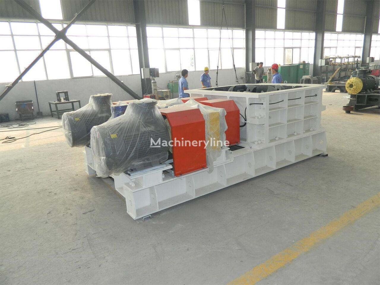 new MMD 850 Double teeth Coal Sizer Crusher crushing plant