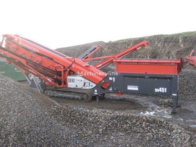 SANDVIK QA451 crushing plant