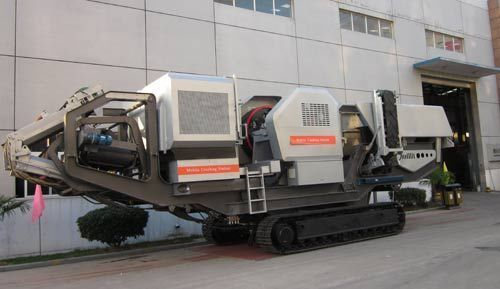 new ZENITH LD-PFW1315II  crushing plant
