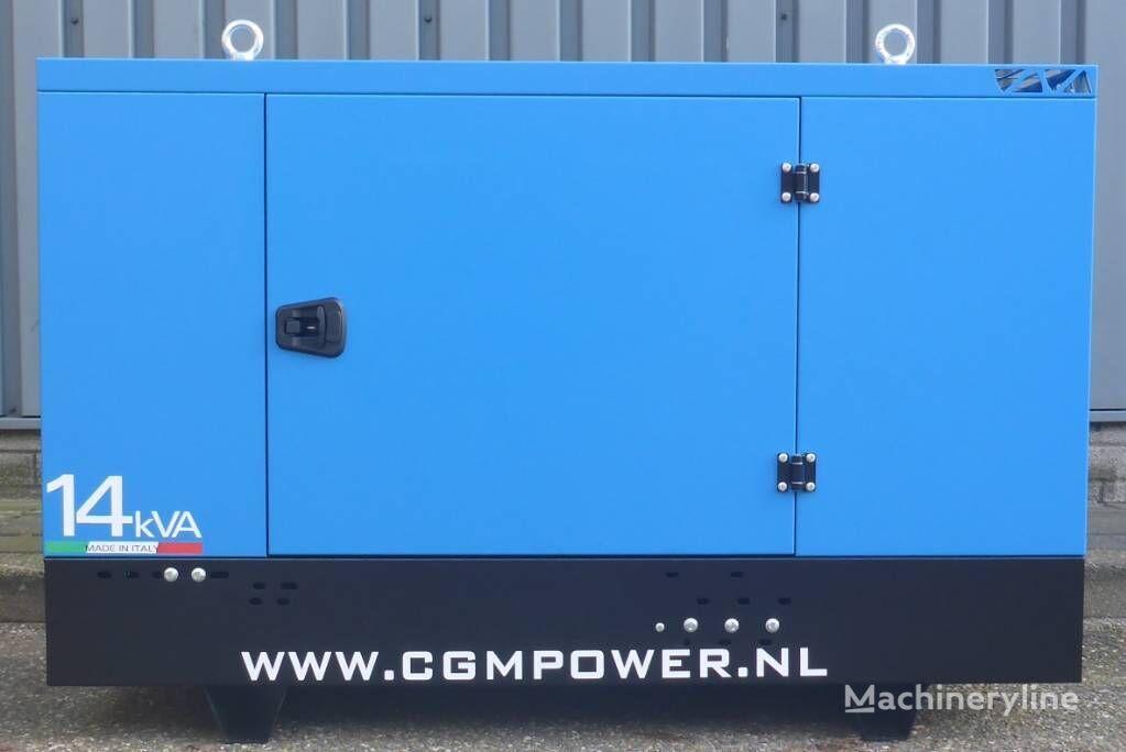 new CGM 13Y - Yanmar 14 kva generator stage 5 / CCR2 diesel generator