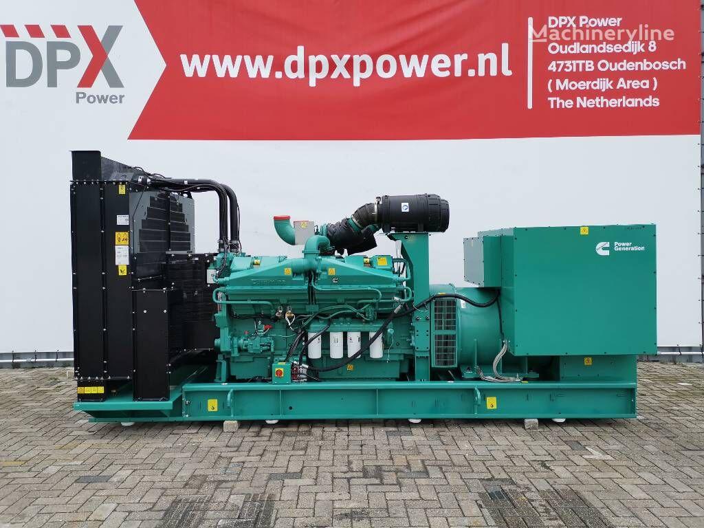 new CUMMINS C1100D5B - 1.100 kVA Generator - DPX-18531-O diesel generator