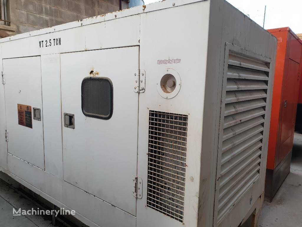 CUMMINS C125 - 125 KVA diesel generator