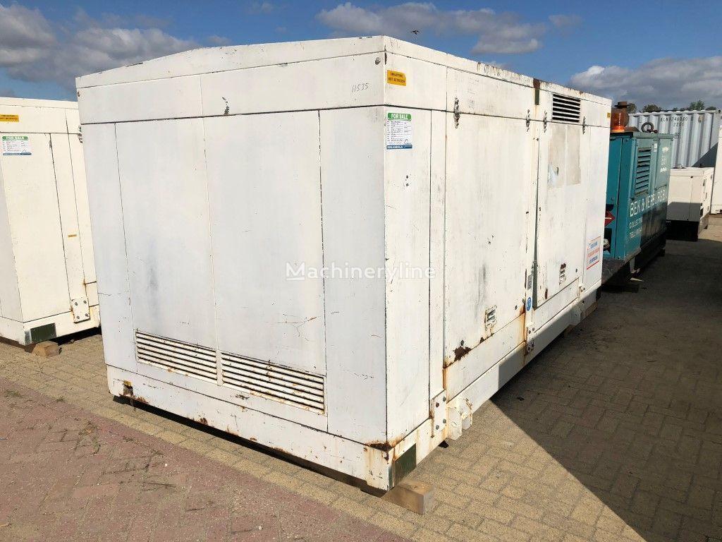 DEUTZ-FAHR Leroy Somer F8L413F 100 kVA Silent generatorset diesel generator