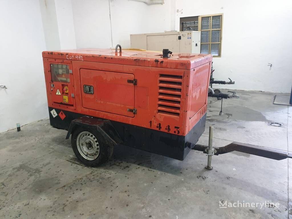 Himoinsa HIW 30 - 30 KVA diesel generator