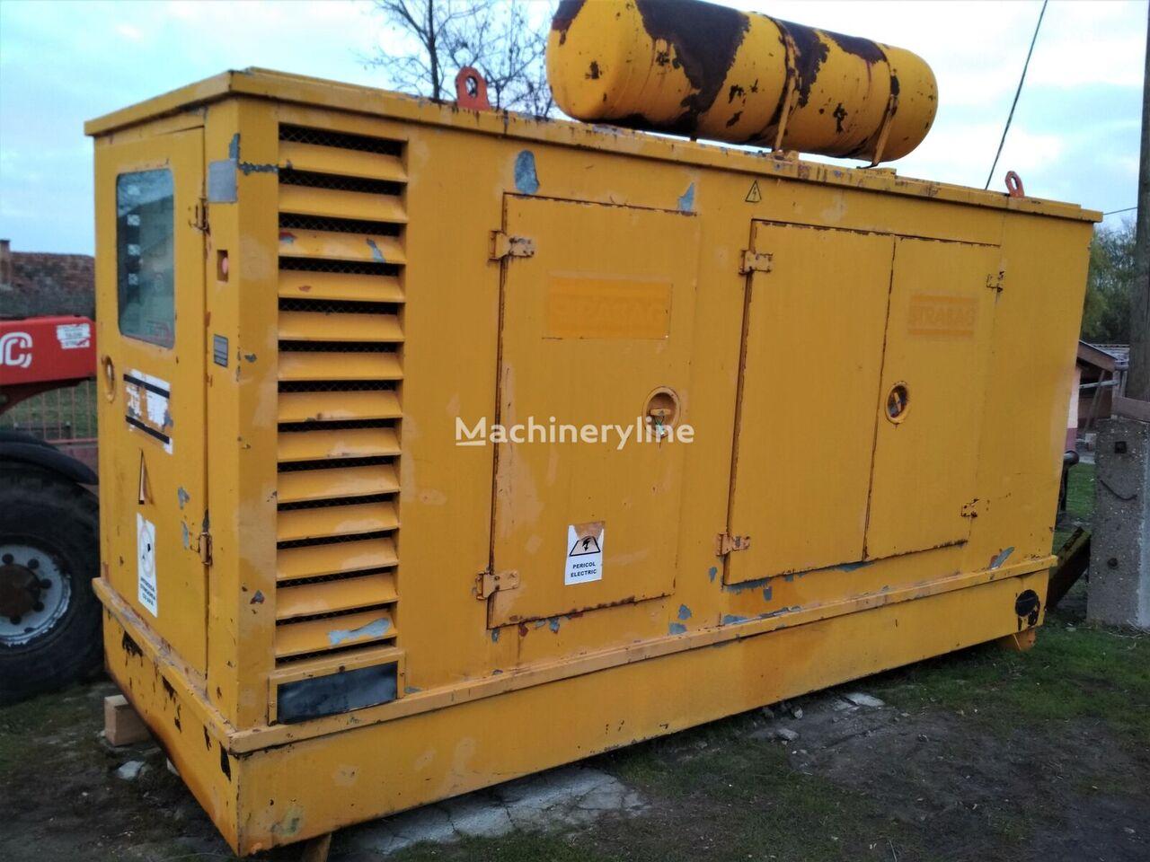 IVECO Tessari IWE250 diesel generator