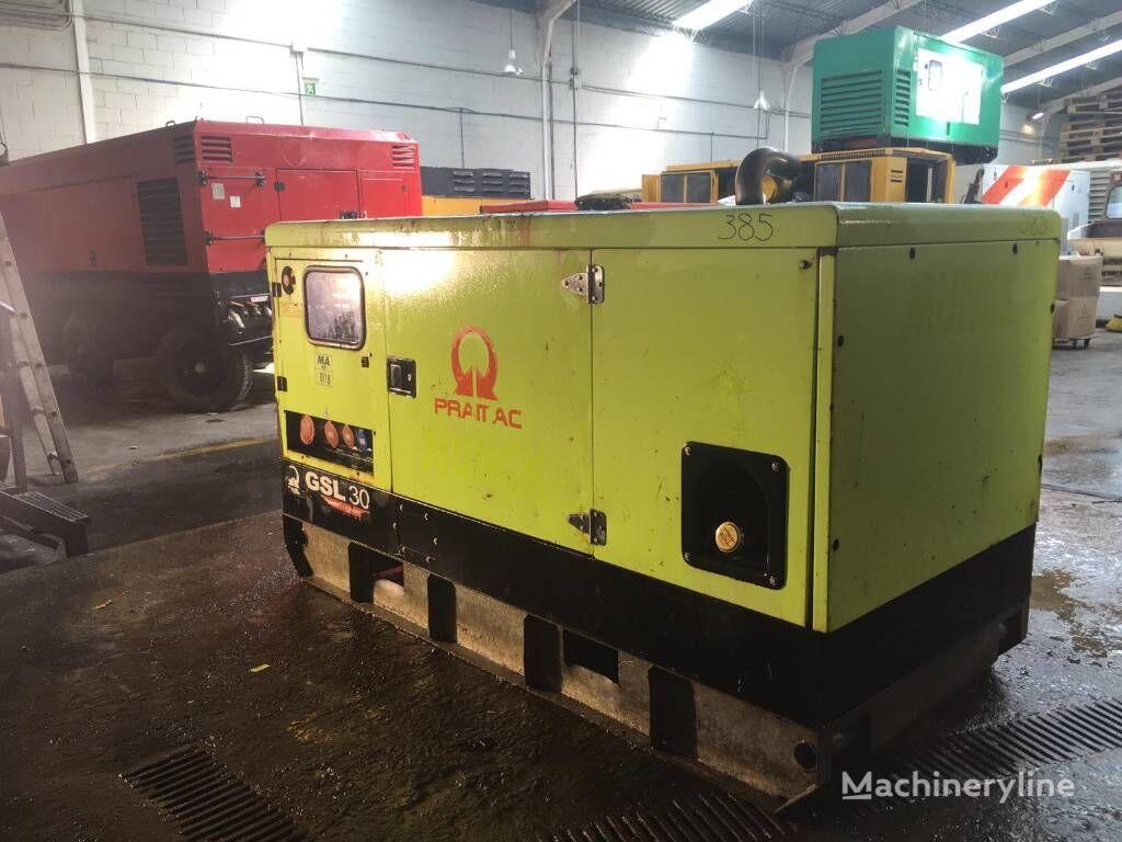 PRAMAC GSW 30 diesel generator