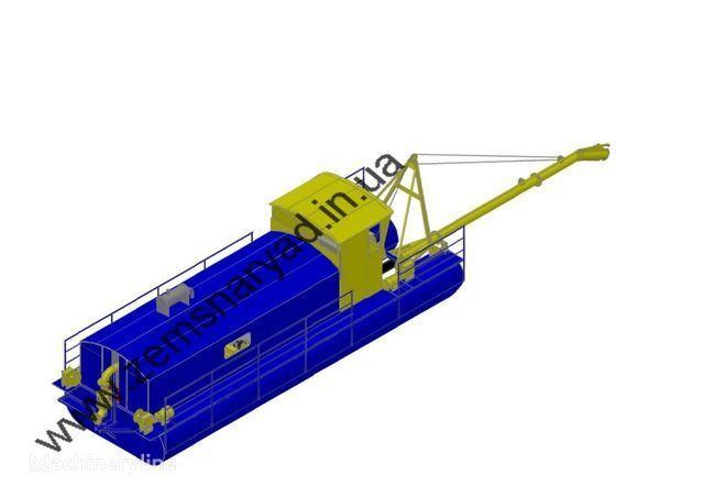 new NSS 1600/25-1 zemsnaryad dredge